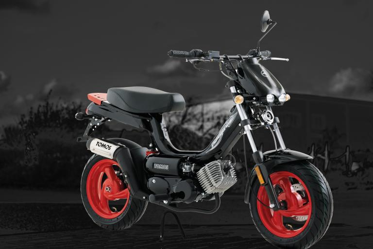 Electric Moped Scooter >> Tomos UK